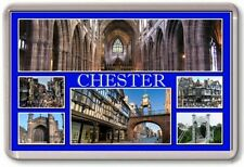 FRIDGE MAGNET - CHESTER - Large - Cheshire TOURIST