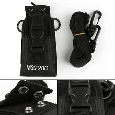 5x MSC-20C Multi-Function Radio Case Holder For Baofeng Kenwood Motorola HYT US