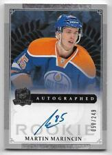 13/14 THE CUP ROOKIES AUTOGRAPH RC Hockey /249 (#93-100) U-Pick From List