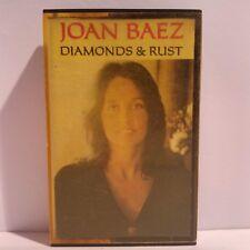 Joan Baez - Diamonds & Rust (Cassette Audio - K7 - Tape)