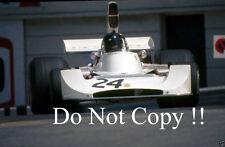 James Hunt Hesketh 308B Monaco Grand Prix 1975 Photograph 2