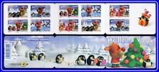 FRANCE 2006 NEW YEAR booklet (folded) MNH ** PENGUINS, BIRDS nominale 9,50€