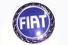 Fregio Logo Blu Stemma Fiat Anterore Fiat Punto 188 Dal 2003 > Diametro 95m