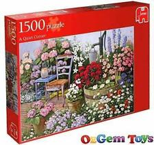 Jumbo 1000 - 1999 Pieces Jigsaw Puzzles