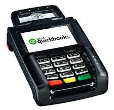 QuickBooks POS v19.0 Contactless PIN Pad. Comes with Intuit Warranty.