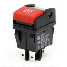 HY52 Gerätetaster für mechanischen Geräteschalter 4-polig mit Lichtschutz