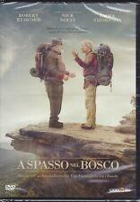 Dvd A SPASSO NEL BOSCO con Robert Redford Nick Nolte nuovo 2015