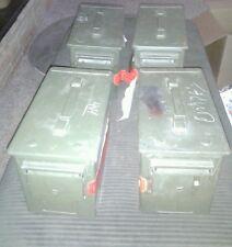 la finca ammo box cigar humidor set of 4