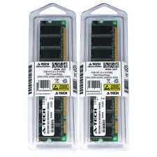 1GB KIT 2 x 512MB Dell PowerEdge 2300 2500 2500C 2500SC 4350 8450 Ram Memory