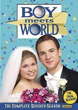 Boy Meets World ~ Complete 7th Seventh Season 7 Seven ~ NEW 3-DISC DVD SET