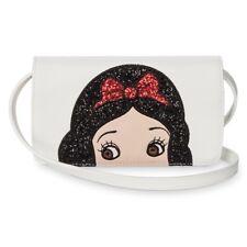 Disney Store Snow White Phone Crossbody/Clutch White Bag By Danielle Nicole- Nwt