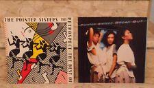 Pointer Sisters LP Colección/2 LP 's