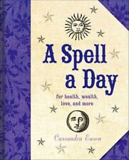 Spell a Day, A, Good Condition Book, Cassandra Eason, ISBN 9781454911050