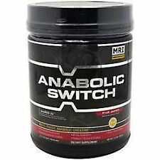 MRI ANABOLIC SWITCH FRUIT PUNCH FLAVOR 1.98 lb. Free Shipping.