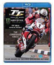 TT 2015 Blu-ray. IAN HUTCHINSON. Isle of Man TT Review. 262 Min. DUKE 1937N
