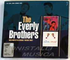 THE EVERLY BROTHERS - BOTH SIDES OF AN AVENING / INSTANT PARTY - 2 CD Sigillato