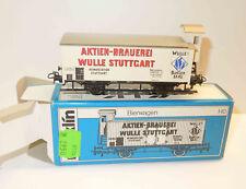 Märklin H0 4678 Bierwagen Aktien-Brauerei Wulle Stuttgart