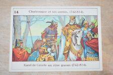 Belgische Geschiedenis - Histoire de Belgique - 14 - Charlemagne 742-814