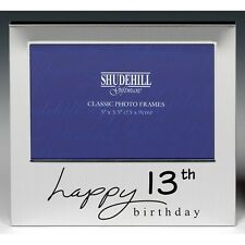 Teenager 13th Birthdy Photo Frame Gift Shudehill 72413