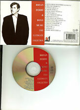 BRIAN FERRY & ROXY MUSIC-{CD}-The ultimate collection-1994 16 tracks¤EG/VIRGIN ¤