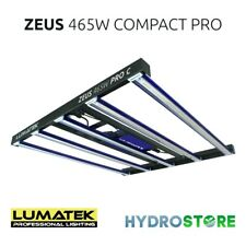 Lumatek ZEUS 465w Compact Pro LED - Full Spectrum Grow Light - Hydroponics.