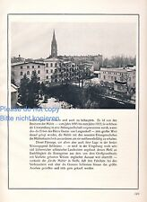 Large mill Nysa XXL 1925 German ad Neisse advertising  +
