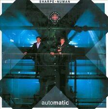 Automatic by Gary Numan/Sharpe & Numan (CD, Oct-2010, Cherry Red)