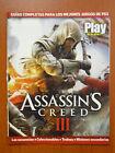 Guía Assassin's Creed III (PS3, Wii U, Xbox 360, PC) las secuencias, trofeos