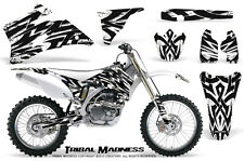 YAMAHA YZ250F YZ450F 06-09 GRAPHICS KIT CREATORX DECALS TMW