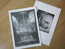 Werberatschlag * Fantasia 2000