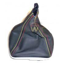 Punto Evo Abarth Leather Gear Lever Gaiter / Boot 735522310 Brand New Genuine