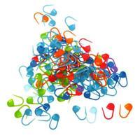 100pcs Crochet Attaches D'Aiguille à Tricoter En Plastique Loisirs Créatif