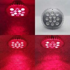 Красный 36 Вт 730 Нм 830 нм 660 нм 850 нм инфракрасная светодиодная лампа прожектор лампа терапия растение PAR38