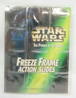 Star Wars Mail Away Freeze Frame Action Slides Sleeve Holder Album  TY