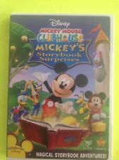 Mickey Mouse Clubhouse - Mickeys Storybook Surprises (DVD, 2008)Authentic Disney