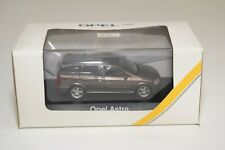 A2 1:43 SCHUCO OPEL ASTRA G STATION WAGON METALLIC BROWN MINT BOXED