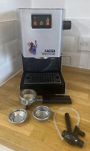 Gaggia Selecta Deluxe Coffee Machine