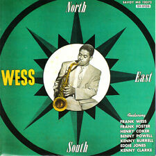 Frank Wess - North, South, East... Wess  JAPAN  CD