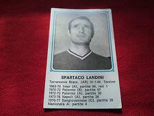 Figurina/Sticker Panini Calciatori 1978/79 SPARTACO LANDINI NAPOLI New