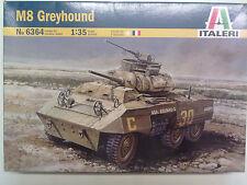 ITALERI 6364 m8 Greyhound 1:35 Neuf et pas ôté