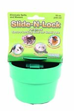 Ware Slide-N-Lock Pet Crock 10 Oz. Assorted