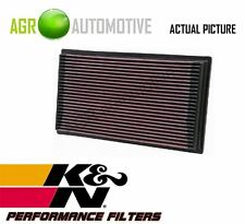 NEW K&N PERFORMANCE AIR FILTER HIGH-FLOW AIR ELEMENT GENUINE OE QUALITY 33-2080
