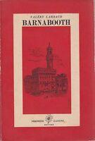 Larbaud, A.O. Barnabooth, Perinetti Casoni, Collana mirasole, romanzo, 1944