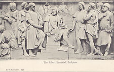 Sculptors Architects Painters & Poets Albert Memorial LONDON UK 4 Postcards