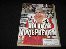 ENTERTAINMENT WEEKLY NOV 17 2000 GLENN CLOSE GERARD BUTLER JERI RYAN - POP-UP AD
