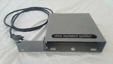 Doug Fleenor Design Isolated Splitter Model 123 DMX 512 DMX512 120v 50/60 Hertz