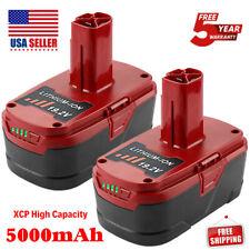 2X 5.0Ah Replacement Craftsman 19.2 Volt Lithium-ion C3 Diehard Battery PP2030