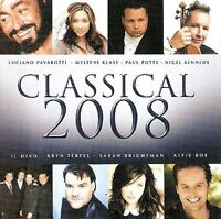 Various Artists-Classical 2008 DOUBLE CD