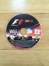 F1 2009 Para Nintendo Wii * disco solamente *