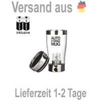 Selbstrührende Tasse Becher inkl. Batterien, Kaffeetasse, Kaffeebecher, Modell 6